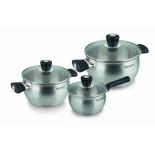 набор посуды Rondell Dominant RDS-825 ST (6 предметов)