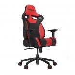 игровое компьютерное кресло Vertagear SL4000 чёрное/красное