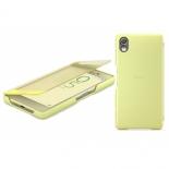 чехол для смартфона Sony Touch Cover SCR50 для Xperia X Золотой Лайм