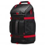 сумка для ноутбука Рюкзак HP X0R83AA, черно-красный