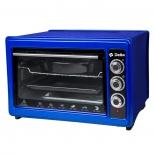 мини-печь, ростер Delta D-023, синяя (рестайлинг)