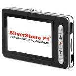 автомобильный видеорегистратор SilverStone F1 NTK-330F, черный