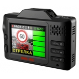 автомобильный видеорегистратор Sho-Me Combo Smart (c радар-детектором)