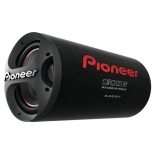 сабвуфер для авто Pioneer TS-WX305T, черный