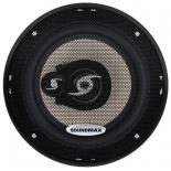 автомобильные колонки Soundmax SM-CSA603 (коаксиальная АС)
