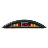 парковочный радар Sho-Me Y-2616N04 Black