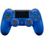 контроллер игровой специальный Sony Dualshock 4 v2 голубой