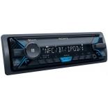 автомагнитола Sony DSX-A400BT/Q (голубая подсветка)