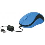 мышка Defender MS-960 USB, синяя