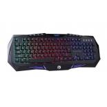 клавиатура Marvo K614 (подсветка), черная