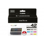 картридж Canon CLI-42 Multi Pack для PRO-100. 8 чернил