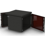 телекоммуникационный шкаф NT WALLBOX IP55 plus 15-66 B черный