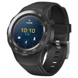 Умные часы Huawei Watch 2 Sport (LEO-B09), черные, купить за 16 925руб.