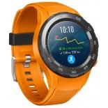 Умные часы Huawei Watch 2 Sport 4G (LEO-L09S), оранжевые