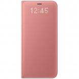 чехол для смартфона Samsung для Samsung Galaxy S8+ LED View Cover розовый