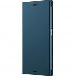 чехол для смартфона Чехол Sony Flip Cover SCSF10 для Xperia XZ Blue