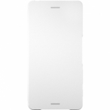 чехол для смартфона Sony Flip Cover для Xperia X белый