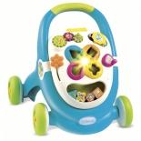 товар для детей ходунки Smoby Cortoon (с игровой панелью), синяя