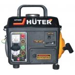 электрогенератор Бензиновый генератор HUTER HT950A,  220,  0.65кВт [ht950a ]