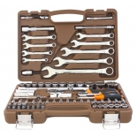 Набор инструментов OMBRA OMT82S12, 82 предмета