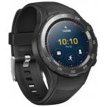 Умные часы Huawei Watch 2 Sport 4G (LEO-DLXX), чёрные