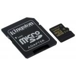 карта памяти Kingston SDCG/32GB (с адаптером)