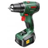 Дрель Bosch PSR 1800 LI-2 1.5Ah x2 Case, 0.603.9a3.121