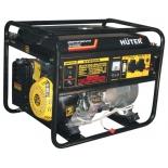электрогенератор Бензиновый генератор HUTER DY6500L,  220,  5кВт