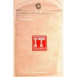 чехол для планшета IT Baggage для планшета 7'', прозрачный, водонепроницаемый