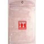 чехол для планшета IT Baggage для планшета 10.1'', прозрачный, водонепроницаемый