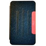чехол для планшета Book Cover для ASUS Fonepad 7 FE170CG с силиконовым основанием, без логотипа (чёрный)
