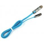 кабель / переходник Cojess Transformers голубой