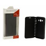 чехол для смартфона Book Case New для Huawei P10 (с визитницей), чёрный