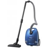 Пылесос Samsung SC4140V38 / SC4140V3B, синий
