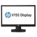 монитор HP V193 черный
