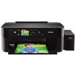 принтер струйный цветной EPSON L810