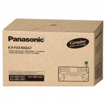картридж Panasonic KX-FAT400A7, черный