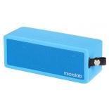 портативная акустика Microlab D863BT, синяя