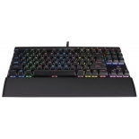 клавиатура Corsair Gaming K65 RGB Rapidfire Cherry MX Speed RGB Black USB