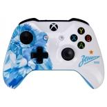 геймпад Microsoft Xbox One Wireless Controller ФК Зенит - Лев, белый/синий