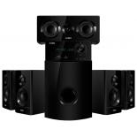 комплект акустических систем Sven HT-210, черная