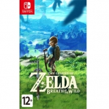 игра для PS4 Nintendo Switch The Legend of Zelda: Breath of the Wild