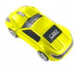мышка CBR MF 500 Lambo Yellow USB