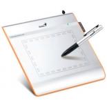 планшет для рисования Genius Easy Pen i405 X Silver