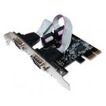контроллер STLab I-360 (PCI-E - 2xCOM)