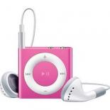 аудиоплеер Apple iPod Shuffle 2GB, Pink (MKM72RU/A)