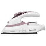 Утюг Vitek VT-1227PK, розовый, купить за 1 265руб.