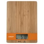 кухонные весы Scarlett SC-KS57P01 Bamboo/Orange