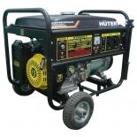 электрогенератор Бензиновый генератор HUTER DY8000LX,  220,  6.5кВт