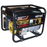электрогенератор Бензиновый генератор HUTER DY4000L,  220,  3кВт [dy4000l ]